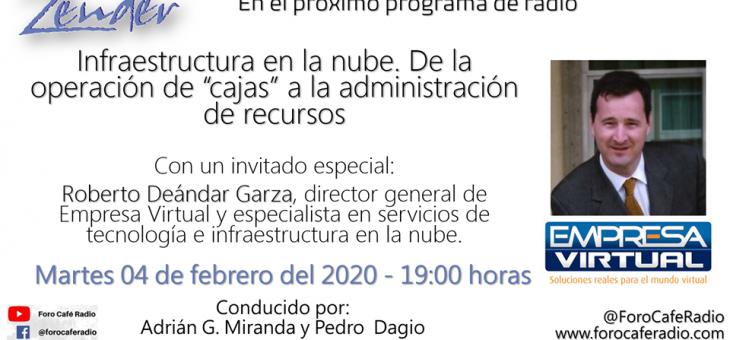 Programa Radio Internet Zender Servicios Empresariales