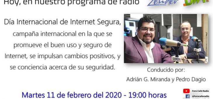 Día de Internet Segura SID (Safe Internet Day)