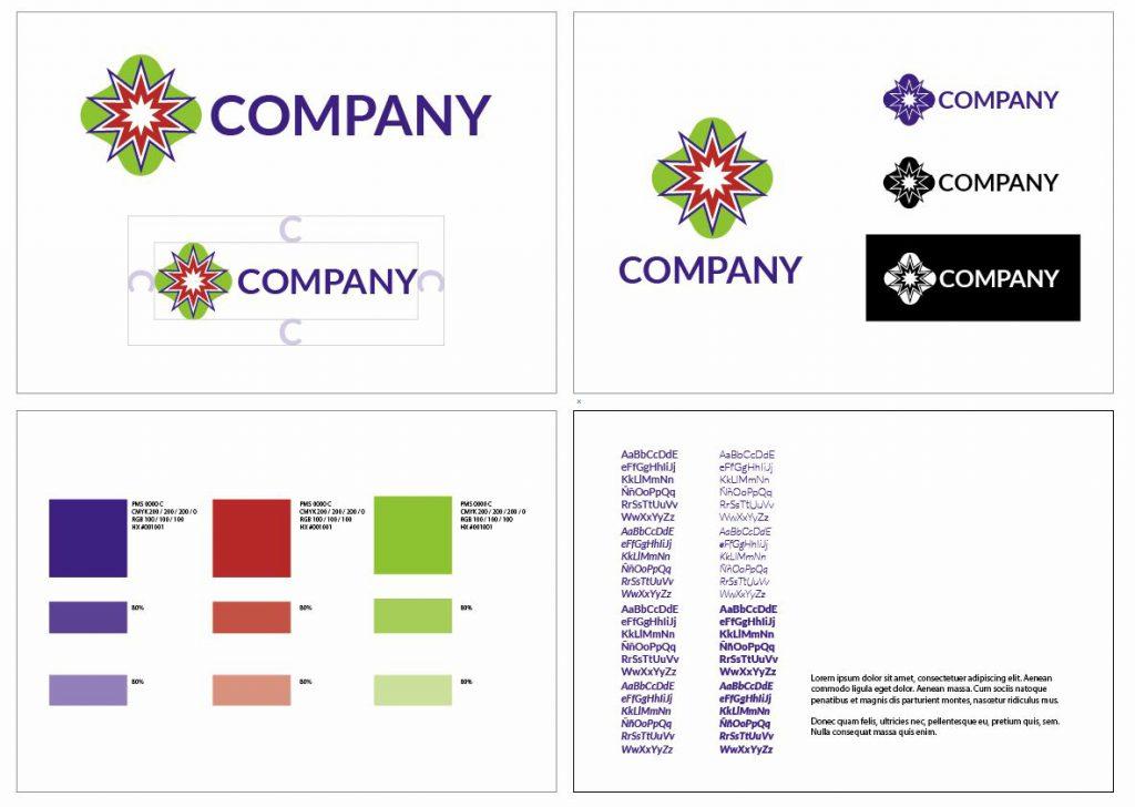 Manual de identidad de marca